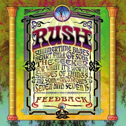 Rush - Feedback [New Vinyl] 200 Gram