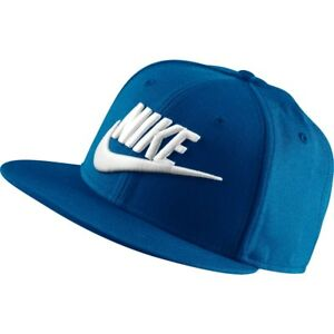 42a7892381d Men s Nike Futura True 2 Snapback Hat blue jay black white 584169 ...