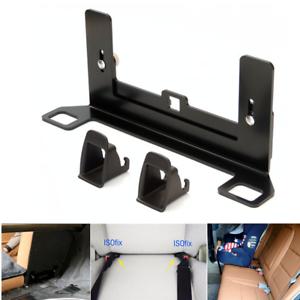 Kindersitze Neu Isofix Stahl Befestigungssystem Auto Kindersitz Halterung Isofix-halteösen Ausgezeichnet Im Kisseneffekt