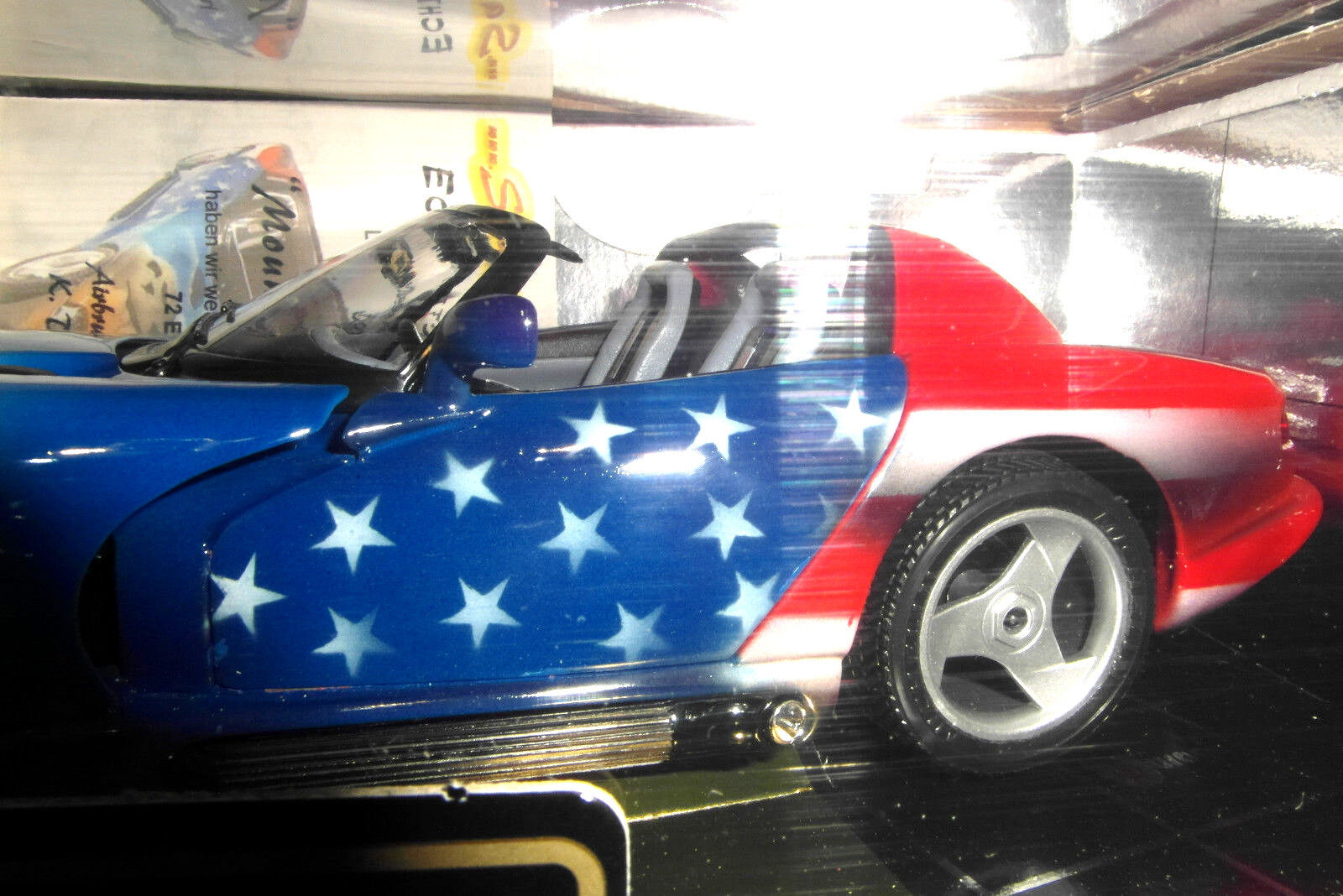 Mount Rushmore  Dodge Dodge Dodge Viper RT 10 1992  QVC Airbrushmodell Limited 72 Stk. Nr.54 436ff2