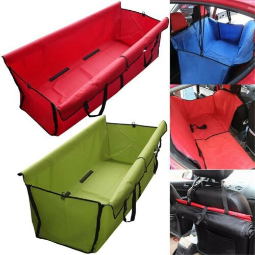 Pet-Dog-Cat-Car-Rear-Back-Seat-Cover-Safety-Waterproof-Protector-Hammock-Cushion