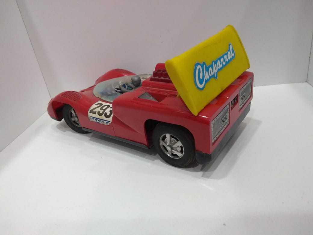 Bandai hecho en Japón Chaparral Vintage Tin Toy
