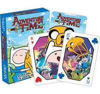 Cartoon Network Adventure Time Official Playing Cards Sealed Deck Licensed