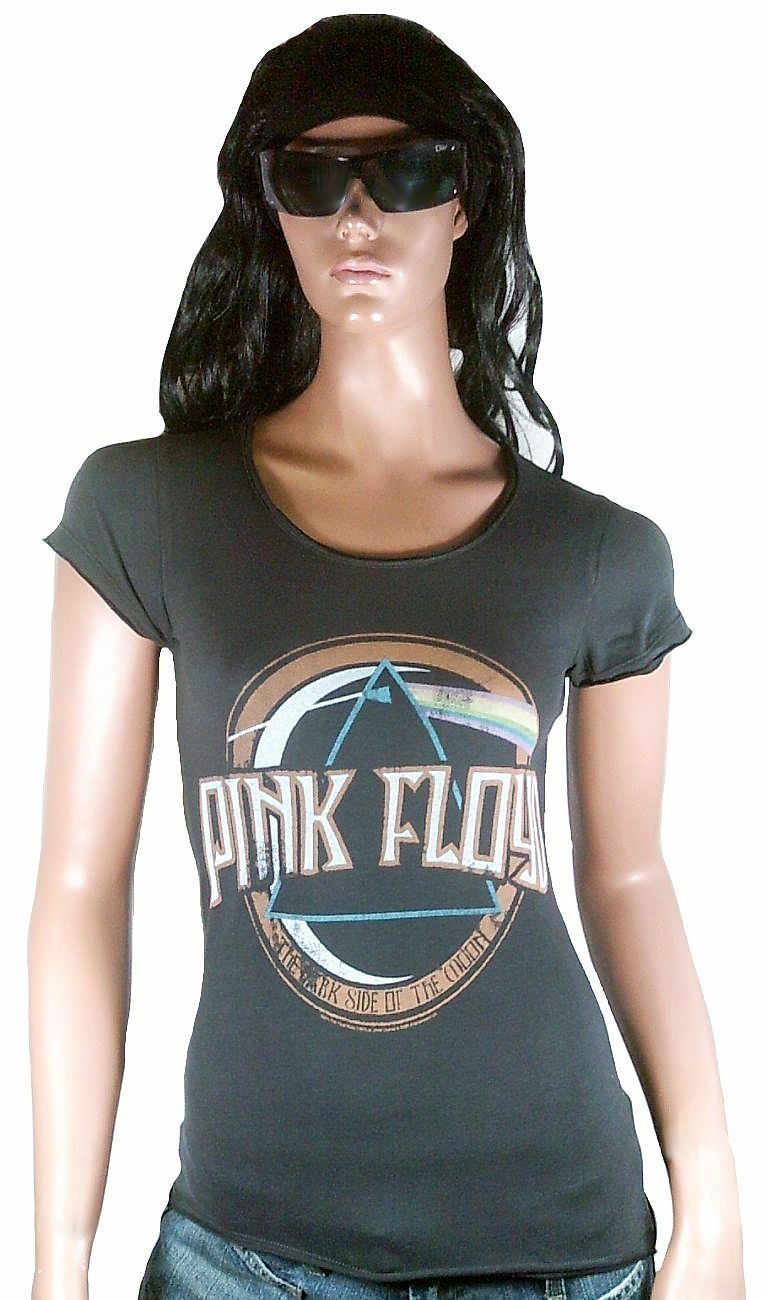 Rare AMPLIFIED Rosa FLOYD Dark Side of the Moon Cover Star Vintage T-Shirt g.L