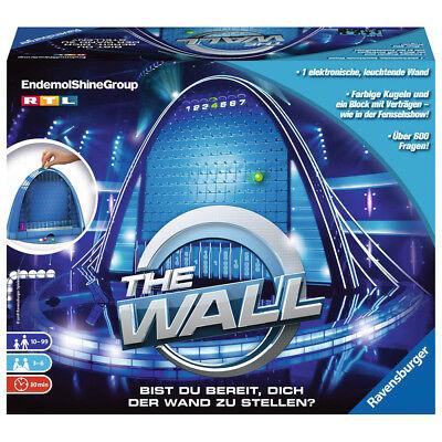 RAVENSBURGER The Wall Quizspiel Gesellschaftsspiel Familienspiel TV Quiz