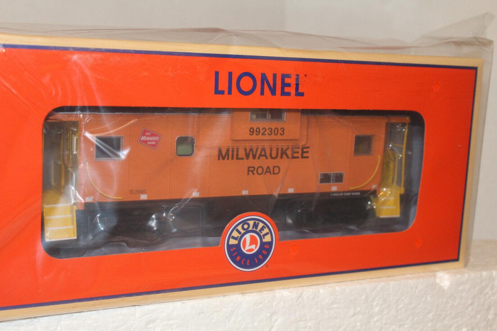 LIONEL  1926930 Milwaukee strada Extended Vision CupolaCam™ Caboose  992303