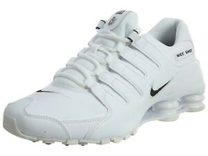 Men's Nike Shox NZ EU White/Black