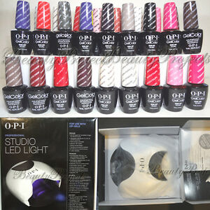 Opi Professional Studio Led Light Gl900 Gel Lamp Dryer