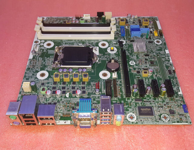 HP ProDesk 600 G1 SFF Small Form  Motherboard 739682-001 696549-002