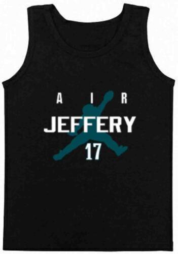 "Alshon Jeffery Philadelphia Eagles /""AIR/"" Shirt TANK-TOP"