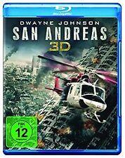 San Andreas [3D Blu-ray] von Peyton, Brad | DVD | Zustand sehr gut