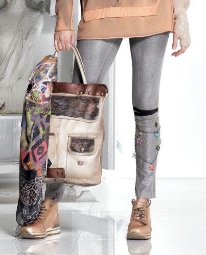 * taille s 36 couleur 38 L Elisa CAVALETTI Leggings//pantalon//trousers * plus M 40
