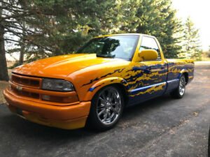 1999 Chevrolet S-10 Custom