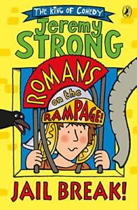 Romans-on-the-Rampage-Jail-Break-by-Strong-Jeremy-NEW-Book-FREE-amp-FAST-Deli