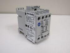 NEW ALLEN-BRADLEY IEC 100-C09D10 STANDARD CONTACTOR 9 AMP 120VAC NEW IN BOX