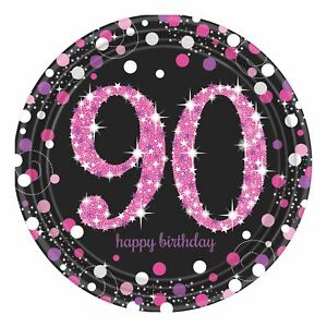 8-Paquets-Rose-Brillant-Celebration-90eme-Anniversaire-Prismatique