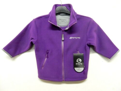 Sprayway Quebec IA Infant Fleece Size 2-3 Years