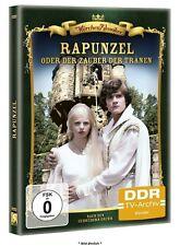 DVD * RAPUNZEL ODER DER ZAUBER DER TRÄNEN - DEFA MÄRCHEN # NEU OVP -