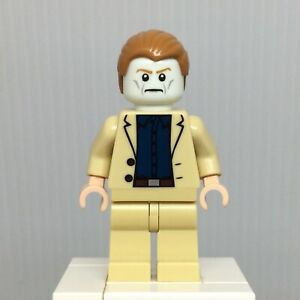 NEW LEGO ALDRICH KILLIAN FROM SET 76006 IRON MAN 3 sh067