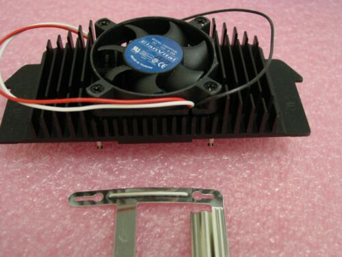 2 BRAND NEW FANS WITH HEATSINKS FOR PENTIUM II SLOT ONE FROM ELAN VITAL