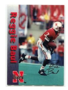 1995 Nebraska Cornhuskers Seniors Football cards -> You ...