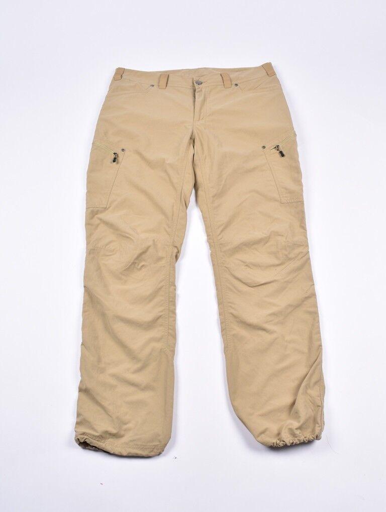 Haglofs Climatic Outdoor Waking Hiking Women Pants Trousers Size 44