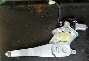 FORD-RANGER-MAZDA-B2500-BT-50-PASSENGER-SIDE-REAR-WINDOW-REGULATOR-1999-2010
