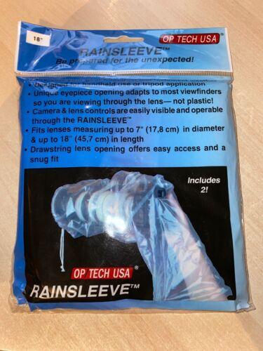 Op//Tech rainsleeve-Twin Pack