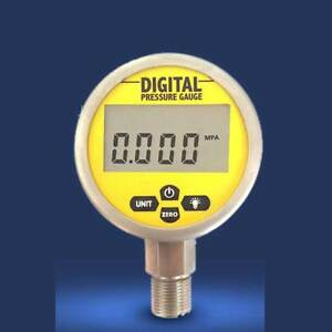 80mm-Stainless-Steel-Digital-Electric-Pressure-Gauge-0-to-0-16-60MPA-For-Choice