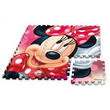 Disney Minnie Maus Spielmatte Schaum Puzzle 6 teile Waschbar ...