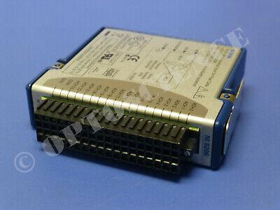 Simultaneous Sampling National Instruments NI 9229 cDAQ Analog Input Module