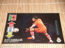 Panini Adrenalyn XL Champions League 2012/2013 Iker Casillas - Real Madrid