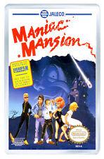 MANIAC MANSION NES FRIDGE MAGNET IMAN NEVERA