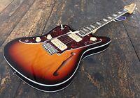 Revelation Left Handed RJT-60 TL Thin Line Jazz Master Electric Guitar 349.99