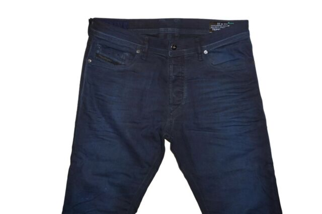 2347a58e Diesel TEPPHAR 0857v Slim Carrot Jeans W33 100 Authentic for sale ...