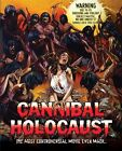Cannibal Holocaust (Blu-ray, 2014, 2-Disc Set)