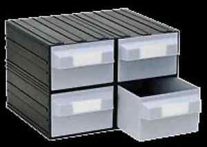 Cassettiere In Plastica Per Minuterie.Dettagli Su Cassettiera Porta Minuteria In Plastica 4 Cassetti Vipa Modello Puma 207