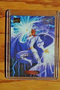 1995 Marvel Masterpieces 1 Single Base Card # 94 Storm.