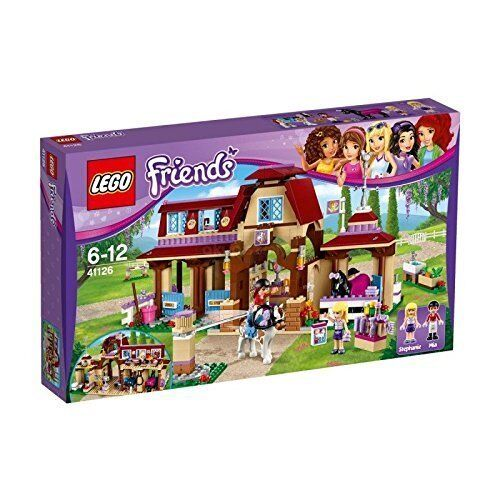 Lego Friends 41126 Heartlake Pony Farm New Ovp Misb