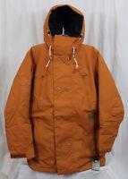 2014 Mens Analog Commodore Snowboard Jacket Large Adobe Burton Ag