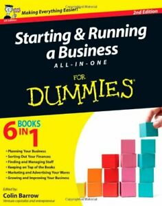Starting And Running A Business All In One For Dummies 9781119975274 Ebay