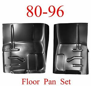 Ford F250 Rear Window Replacement ... -Floor-Pan-Set-Ford-Truck-amp-Bronco-Rust-Repair-Panel-F150-F250-F350