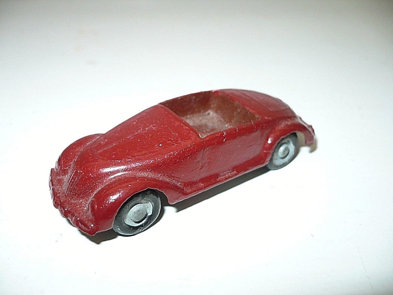 Vintage Pre Guerra De Metal Fundido Karl Bub KB Juguete Modelo de Coche Opel 1939 Metall Auto