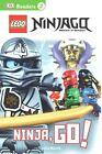 DK Readers L2: Lego Ninjago: Ninja, Go! by DK (Paperback, 2015)
