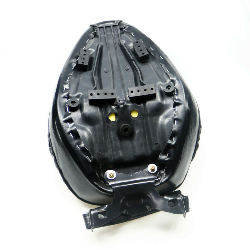 Motorcycle Sports Black Retro Seat Cushion For Honda Rebel CA250 CMX250 1986-12 CMX250C 2003-12 Rear