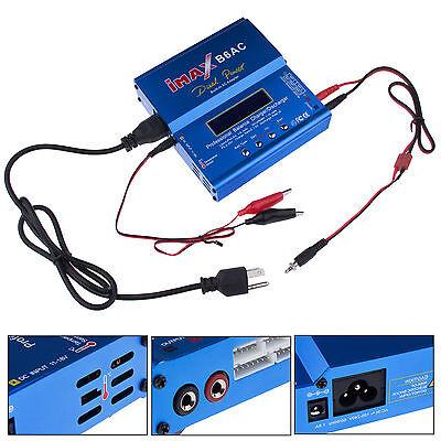iMAX B6-AC B6AC Lipo NiMH 3S RC Solde Chargeur de batterie bleu lumineux battery