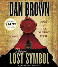 Robert Langdon: The Lost Symbol Bk. 3 by Dan Brown , CD, Abridged) FREE SHIPPING