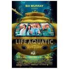 The Life Aquatic with Steve Zissou Poster Movie 27 x 40 In - 69cm 102cm Bill Murray Owen Wilson Cate Blanchett Anjelica Huston Willem Dafoe Jeff Goldblum