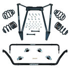Suspension Kit-2010 Camaro Track Pack Hotchiks TVS (Total Vehicle Susp System)