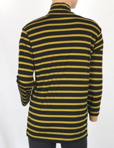 Berlin 38 shirt righe da a donna Portray taglia T gialla nera nvT7Enw